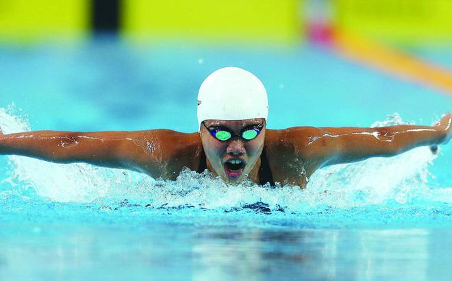 Ánh Viên có thể lập kỷ lục mới tại SEA Games 30