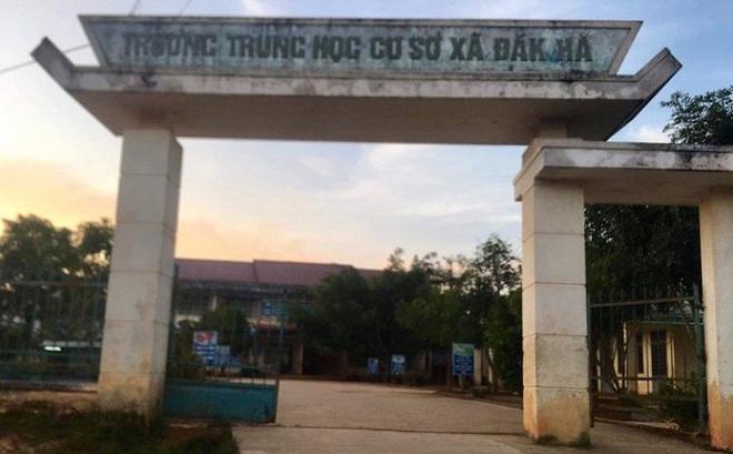 Kon Tum: Không có chuyện bắt cóc trẻ em như công an xã cảnh báo