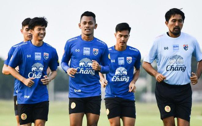 Trợ lý HLV của Thái Lan lo lắng cho việc bảo vệ chức vô địch SEA Games