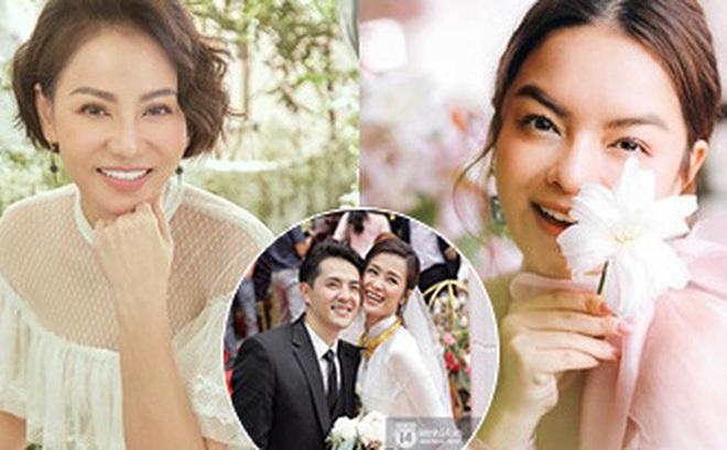 Dàn sao Việt xúc động trước khoảnh khắc Đông Nhi và Ông Cao Thắng về chung một nhà sau 1 thập kỷ yêu