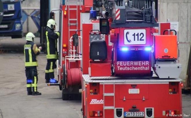 Giải cứu công nhân sau vụ nổ mỏ tại Đức