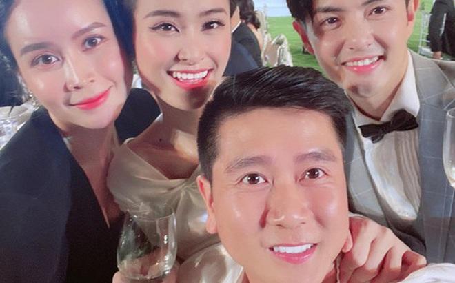 Lưu Hương Giang lần đầu đăng ảnh chung với Hồ Hoài Anh sau đúng 1 tháng vướng ồn ào ly hôn