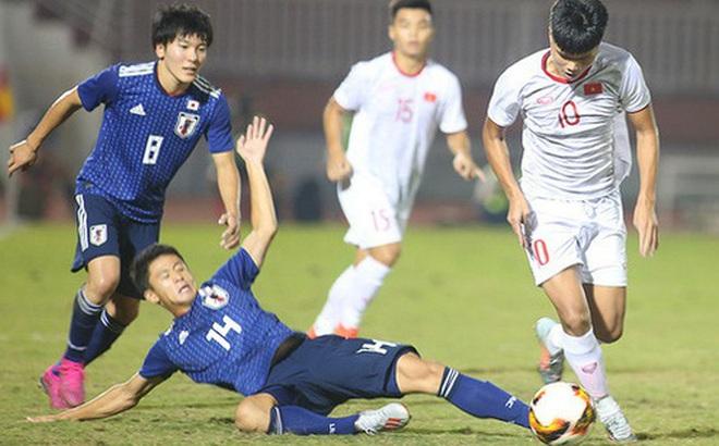 """U19 Việt Nam và Nhật Bản """"câu giờ"""" ở 10 phút cuối trận: Toan tính hợp lý hay phi thể thao?"""