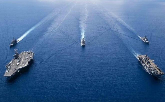 Tham vọng của Bắc Kinh tại Biển Đông ngày càng thu hút sự chú ý của Mỹ