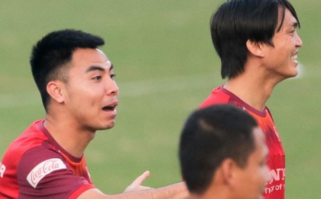 Tuấn Anh bị Đức Huy bắt nạt, 'đuổi' khỏi vị trí ở trò chơi gây 'mất tình anh em' tại tuyển Việt Nam