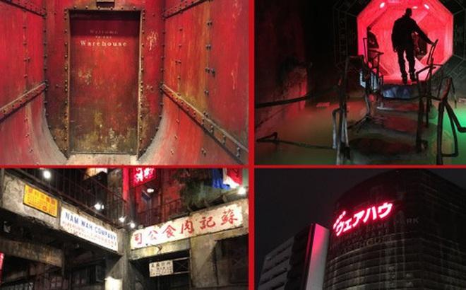Chuyến thăm cuối cùng để từ biệt 'Cửu Long thành' - khu trò chơi kinh dị nhất Nhật Bản, nơi không dành cho người yếu bóng vía