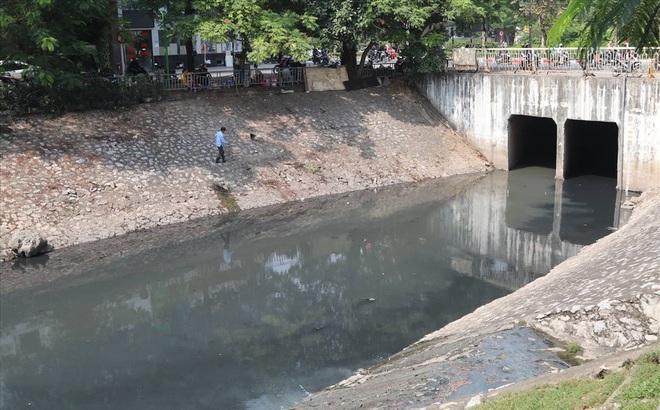 """Sau Tô Lịch, """"bảo bối"""" Nhật Bản được giới thiệu làm sạch hồ nước đọng"""