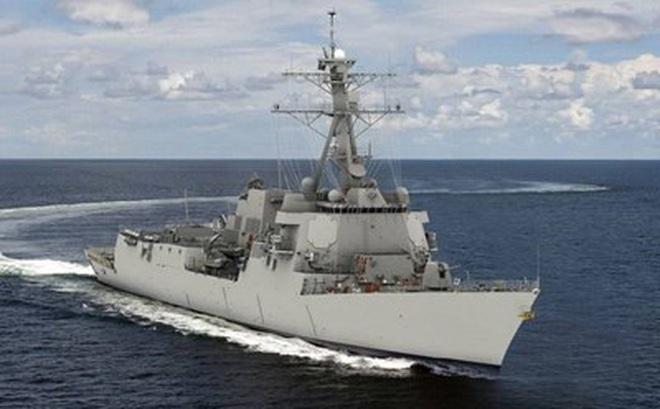 Hải quân Mỹ bắt đầu đóng khu trục hạm Arleigh Burke thế hệ mới
