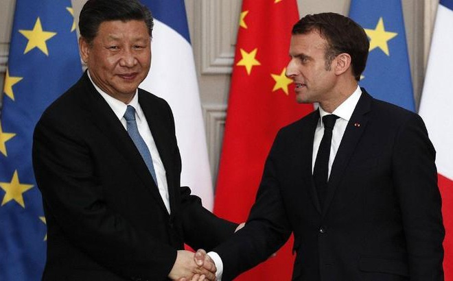 Trung Quốc có đủ sức lôi kéo Pháp dừng phản đối yêu sách phi lý trên Biển Đông?