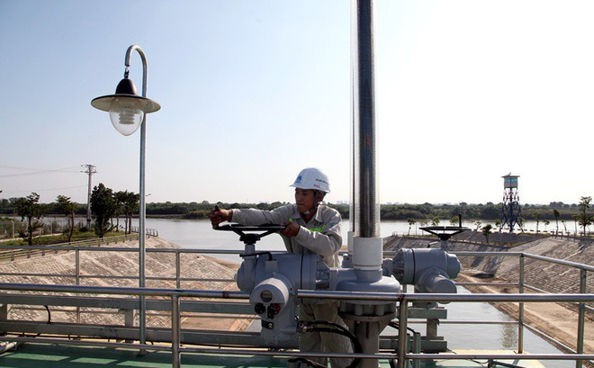Nước sông Đuống: Người Nhật từng đòi giá 17.000 đồng/m3?