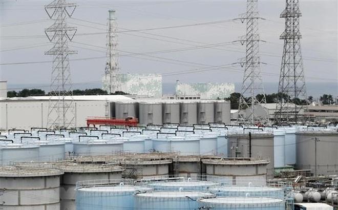 Nhật Bản: Thải nước nhiễm xạ từ nhà máy Fukushima ra biển là an toàn