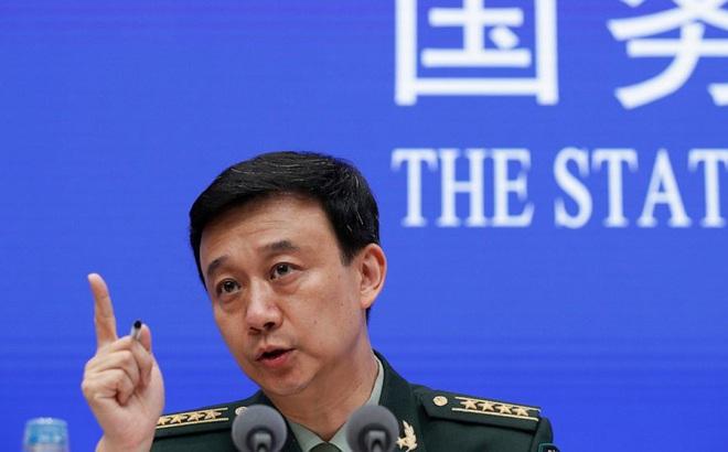 Biểu tình Hong Kong: Bộ Quốc phòng Trung Quốc lên tiếng