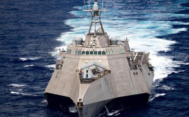 Hải quân Mỹ phái tàu tác chiến ven bờ đến Biển Đông