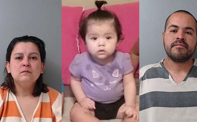 Rùng mình cha mẹ ngâm thi thể con gái 2 tuổi vào bồn chứa axit để xóa dấu vết tội ác gây chấn động dư luận