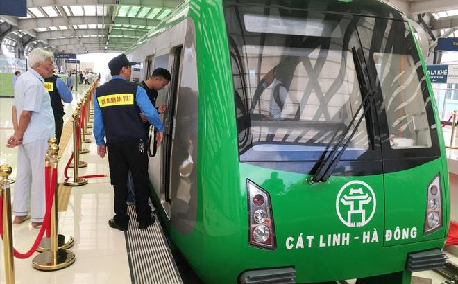 Đường sắt Cát Linh-Hà Đông: Tháng 12/2019 khai thác thương mại, có khả thi?
