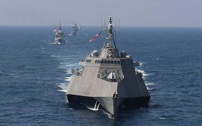 Mỹ chuyển sang tấn công Trung Quốc ở biển Đông?