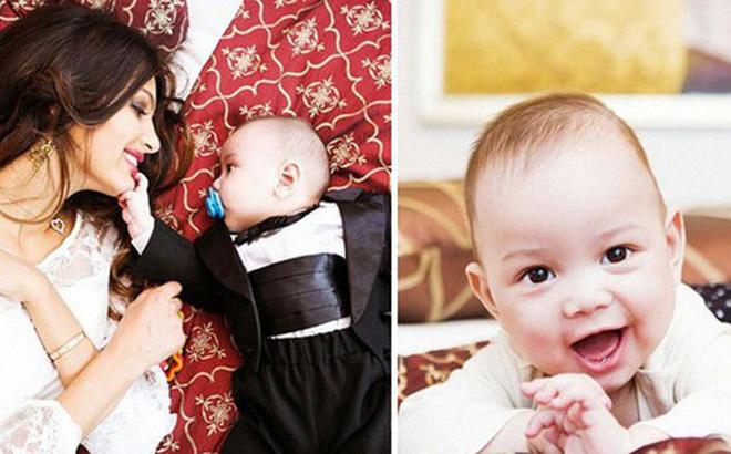 Người đẹp Nga khoe ảnh mới của con trai 6 tháng tuổi khiến cư dân mạng thích thú kèm theo dòng nhắn gửi ám chỉ cựu vương Malaysia