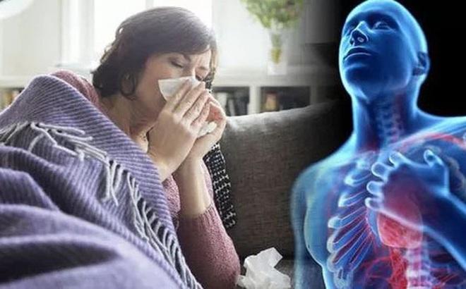 """Hàng triệu người không biết triệu chứng """"cúm dai dẳng"""" là dấu hiệu của căn bệnh chết người này"""
