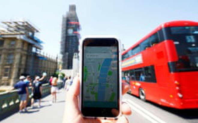 Cú sốc mới của Uber: Bị 'cấm cửa' ở London - thị trường có 45.000 tài xế