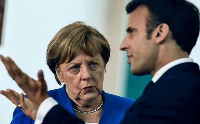 """Những ngày chênh vênh của """"mối tình"""" Pháp - Đức"""