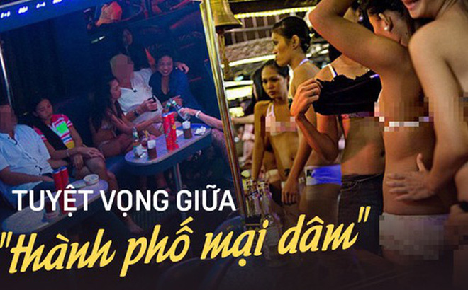 Cuộc đời những cô gái 'dịch vụ' giữa lòng 'thành phố mại dâm' lớn nhất Philippines: Tuyệt vọng trước nạn buôn người và lạm dụng không thể chống đỡ