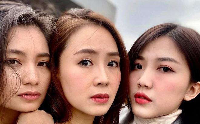 """3 nữ chính """"Hoa hồng trên ngực trái"""" gây sốt vì hội ngộ: Nhan sắc thế này, ai ngờ hơn kém nhau cả chục tuổi?"""