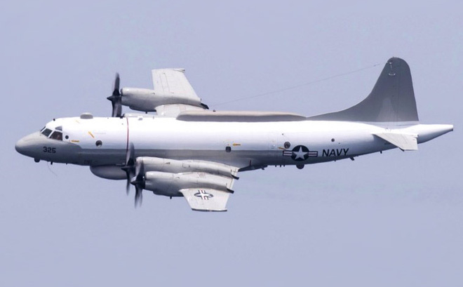 Máy bay trinh sát của Mỹ bay qua Bán đảo Triều Tiên