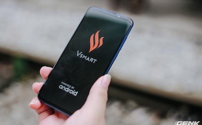 """VinSmart đang phát triển dịch vụ nhắn tin """"VMessage"""" tương tự iMessage cho người dùng Vsmart"""