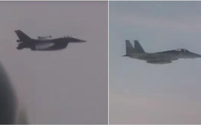 Tu-95 Nga bị máy bay Nhật Bản, Hàn Quốc 'hỏi thăm' trên Thái Bình Dương