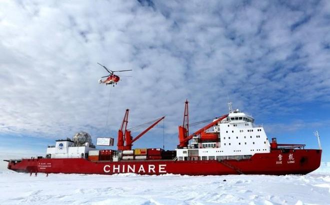 Tình báo Đan Mạch cảnh giác các hoạt động của Trung Quốc ở Bắc cực