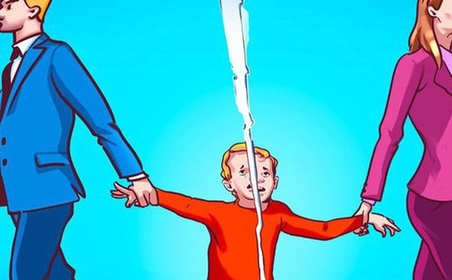 Cha mẹ bất hòa 'đầu độc' tính cách của con cái: Đừng để chuyện người lớn biến cuộc sống của trẻ thành bi kịch