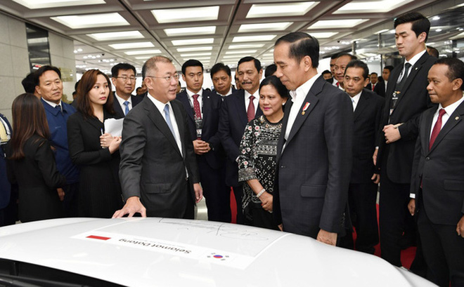 So găng nhà máy ôtô sắp xây đầu tiên ở Đông Nam Á của Hyundai với nhà máy của VinFast: VinFast có nên lo lắng?