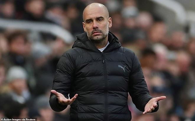 Kết quả Ngoại hạng Anh: Man City bị Newcastle cầm hòa phút chót