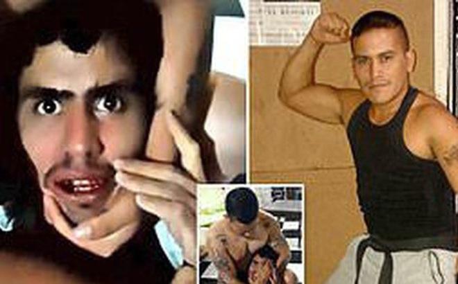 Thanh niên số nhọ mò vào nhầm nhà võ sĩ kickboxing trộm TV, bị chủ nhà phát hiện đánh cho không trượt phát nào