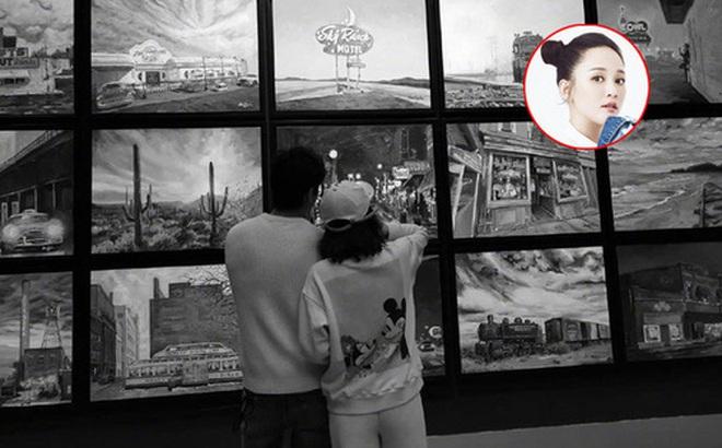 """""""Thánh ế"""" Cbiz - Trần Kiều Ân chính thức xác nhận chuyện hẹn hò cùng bạn trai kém 9 tuổi"""