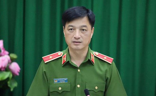 Thiếu Tướng Nguyễn Duy Ngọc Kiem Chức Pho Chủ Tịch Ubatgt Quốc Gia