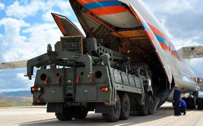 Hạ viện Mỹ chuẩn bị bàn thảo việc trừng phạt Thổ Nhĩ Kỳ vì tên lửa S-400