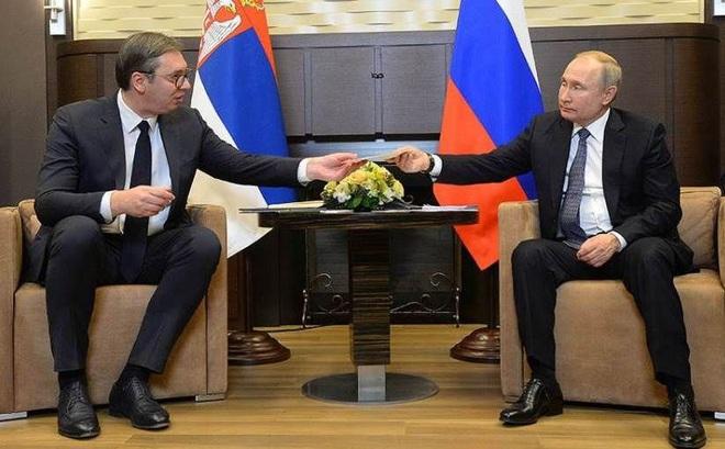 Tổng thống Putin nhấn mạnh quan điểm về Kosovo, 'đương nhiên ủng hộ Serbia'