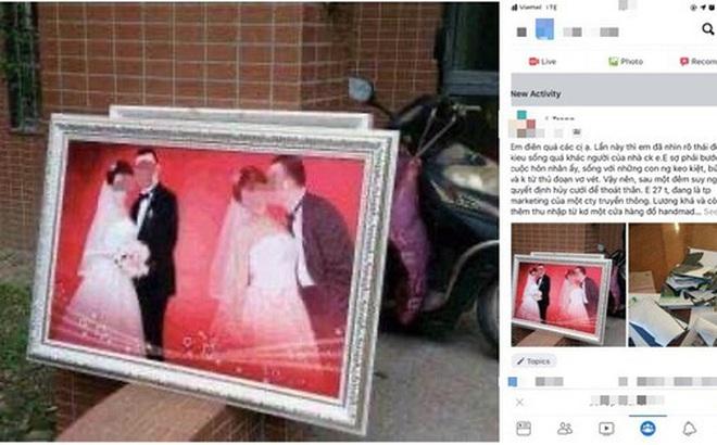 """Trước ngày cưới 2 hôm, cô dâu cho """"toang"""" cả đồ cưới hơn 100 triệu, tuyên bố """"không cưới xin gì nữa"""" khi được chiêm ngưỡng thứ mà mẹ chồng chuẩn bị"""