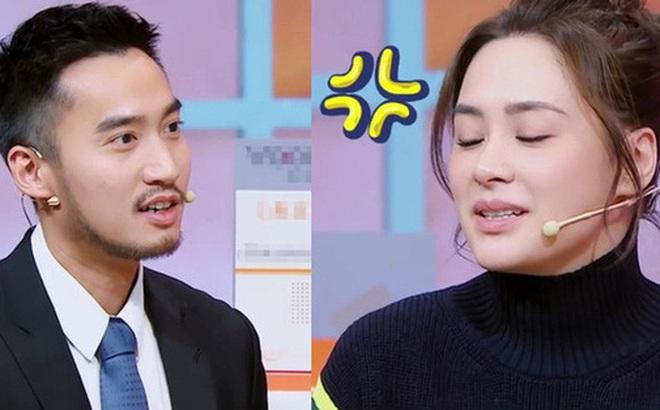 Vướng tin đồn ăn chơi trác táng cặp kè hot girl, chồng Chung Hân Đồng lên show kể không đủ tiền mua nhẫn cưới