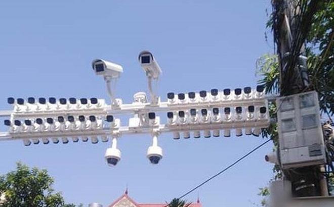 Đỉnh cao bắt trộm với dàn camera 'sương sương' 40 cái: Khu phố chất chơi nhất Việt Nam là đây!