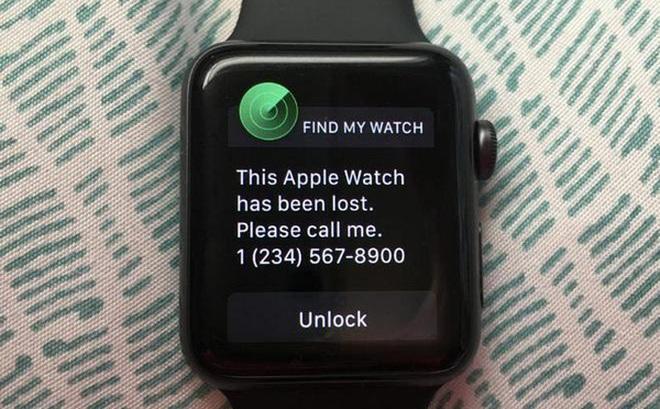 Quên tắt Apple Watch, kẻ trộm bị bắt ngay sau khi chủ nhân bật tính năng Find My iPhone