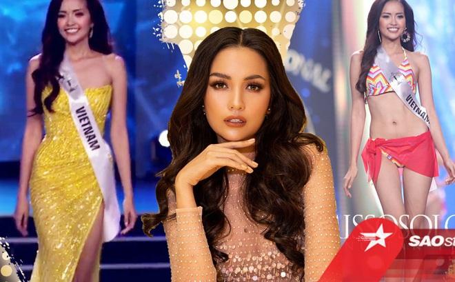 HOT: Ngọc Châu xuất sắc giành danh hiệu Hoa hậu Siêu quốc gia châu Á 2019