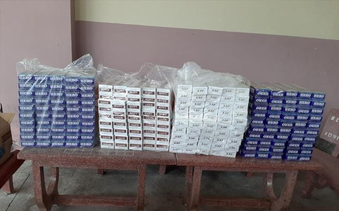 Buôn lậu mùa áp Tết: Những nẻo đường thuốc lá lậu