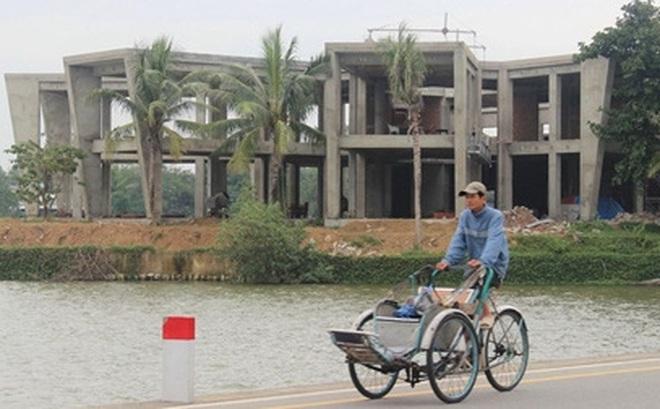 Thanh tra toàn diện dự án xây dựng sai phép bên sông Hương