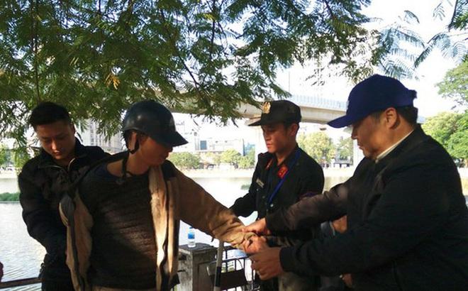 3 đối tượng phạm pháp hình sự bị Cảnh sát 141 phát hiện trong 1 ngày