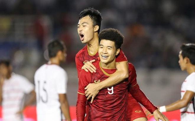 Giật mình giá quảng cáo trận chung kết SEA Games 30 U22 Việt Nam vs U22 Indonesia