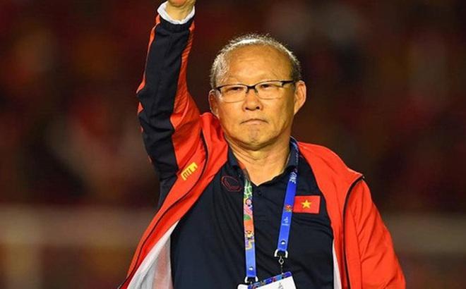 HLV Park Hang-seo: 'U22 Việt Nam đã chiến thắng nhưng tôi xin lỗi tất cả vì chiếc thẻ đỏ'