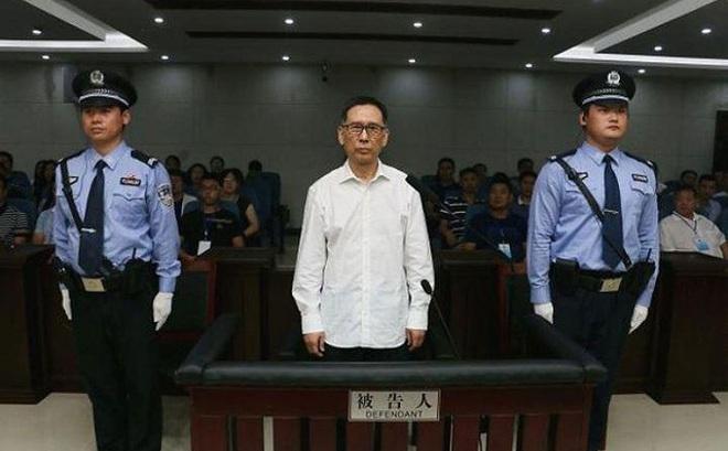 Kết đắng của quan bự Trung Quốc tham nhũng điên cuồng, gian dâm vô độ