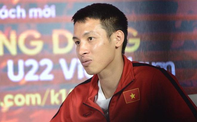 Người hùng Đỗ Hùng Dũng: 'Thầy Park là người đầu tiên báo tôi đi SEA Games, dù con trai mới đẻ nhưng tôi không thể từ chối'